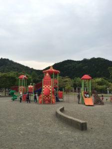 彦根市荒神山公園