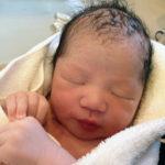 10月23日に出産しました