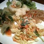 大学キャンパスでディナーを楽しむ『Tawawa 二条店』